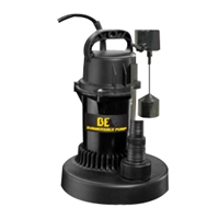 "BE Pressure 1.5"" Discharge with Vertical Float Submersible Pump SP-600BD"