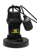 "BE Pressure 1.5"" Discharge with Float Submersible Pump SP-650BD"