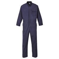 Portwest Bizflame 88/12 Coverall Navy Blue UFR88