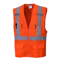 Portwest Atlanta Hi-His Vest US370