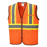 Portwest Frisco Contrast Vest Orange US381