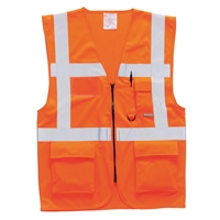 Portwest Berlin Executive Vest US476
