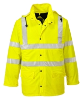 Portwest Sealtex Ultra Lined Jacket Yellow US490